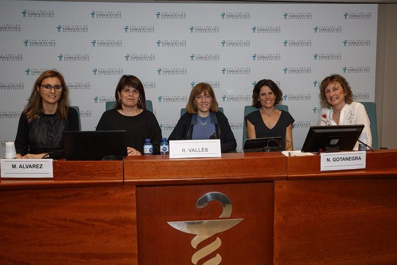 Imagen de la jornada sobre PROA celebrada en el COF de Barcelona