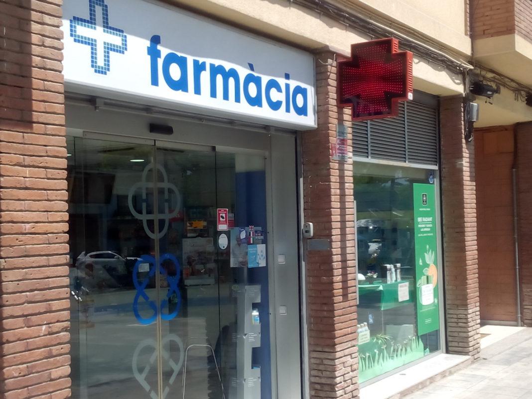 farmacias Cataluña