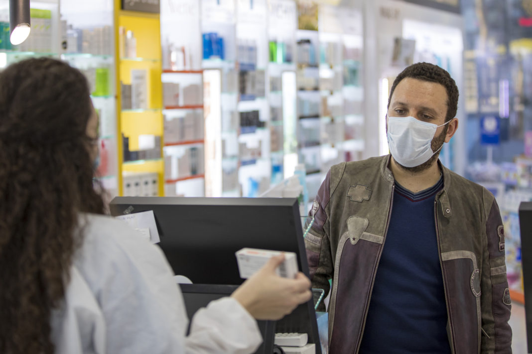 Dispensacion farmacia covid
