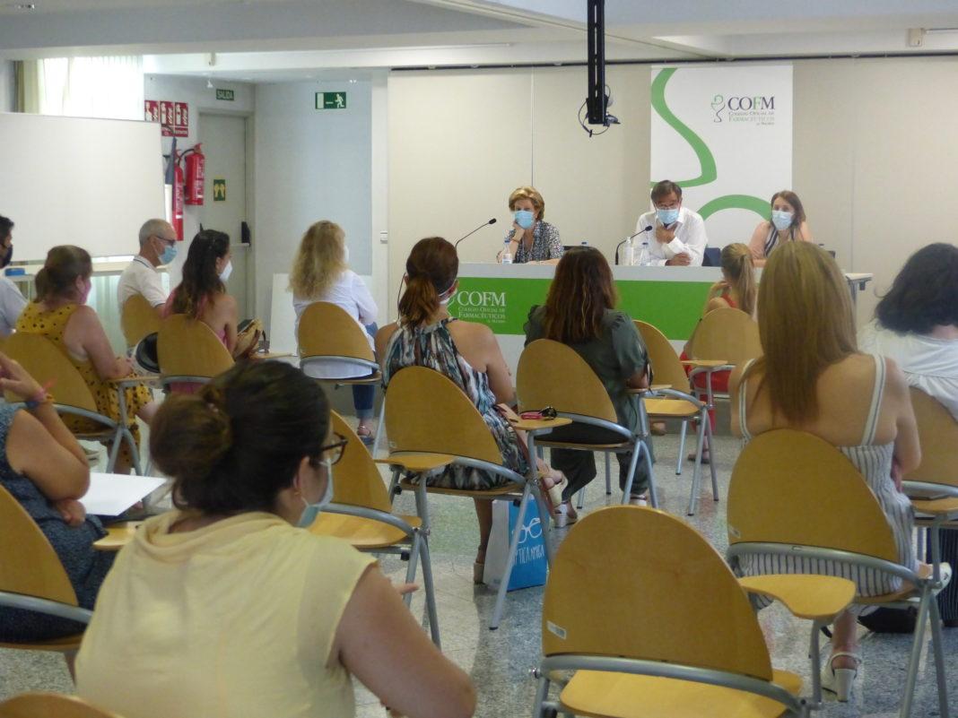 Delegados COFM