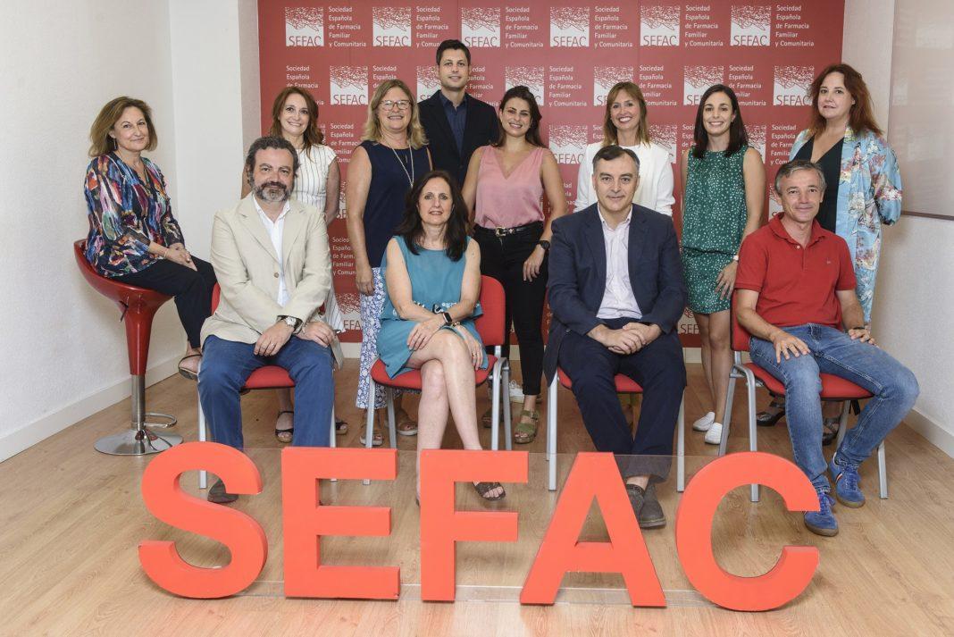 Nueva junta Sefac
